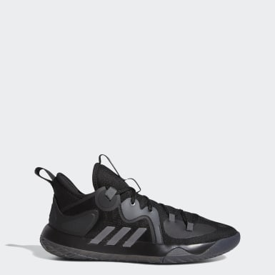 Basketball Black Harden Stepback 2 Shoes