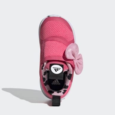 розовый Кроссовки для бега FortaRun X Minnie Mouse