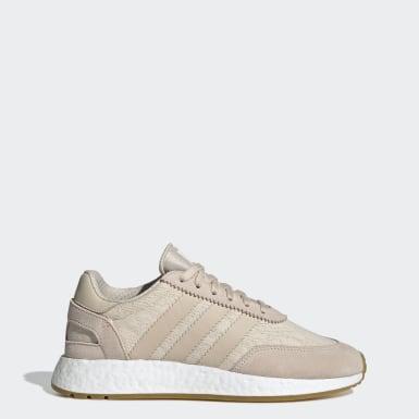 Women Originals Beige I-5923 Shoes