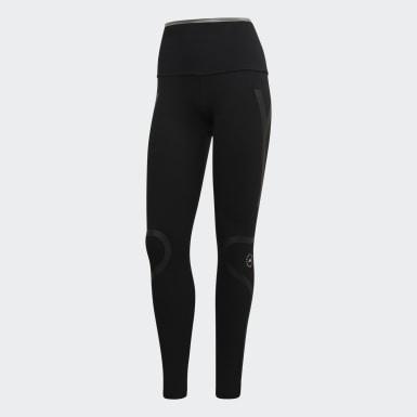 Ženy adidas by Stella McCartney černá Legíny TRUEPACE Long