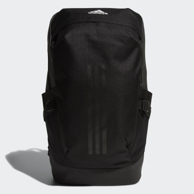 Training Black System Backpack