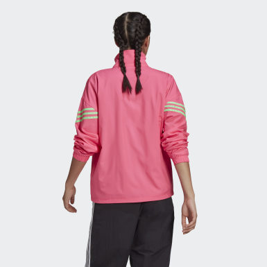 Women Originals Pink Swarovski® Track Top
