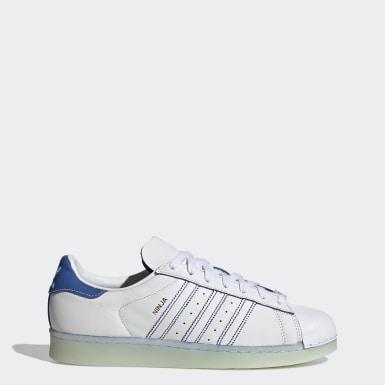 Originals Ninja Superstar Schuh Weiß