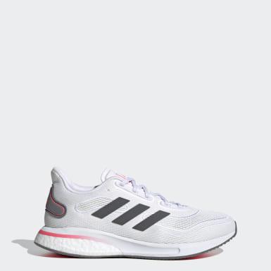 ผู้หญิง วิ่ง สีขาว รองเท้า Supernova