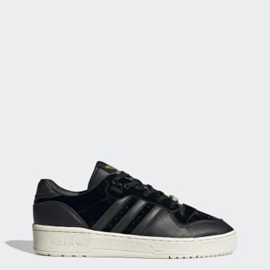 Sapatos Rivalry Low Preto Mulher Originals