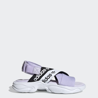 Sandalias Magmur Violeta Mujer Originals