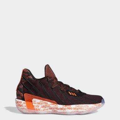 Basketbal černá Boty Dame 7