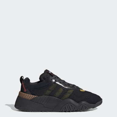 Originals Black adidas Originals by AW Turnout Trainer Shoes