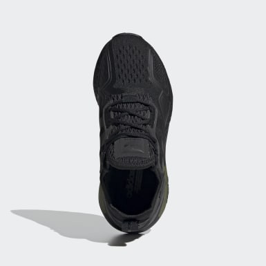 Kids Originals Black ZX 2K Boost Shoes