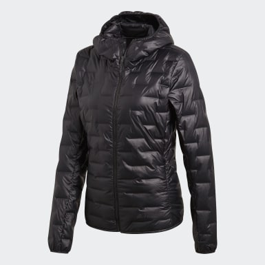 Women TERREX Black Terrex Light Down Jacket