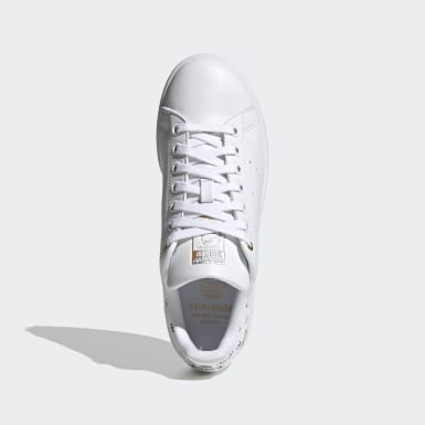 Tenis Stan Smith Unisex Blanco Mujer Originals