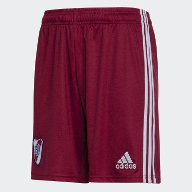 Shorts Visitante Club Atlético River Plate