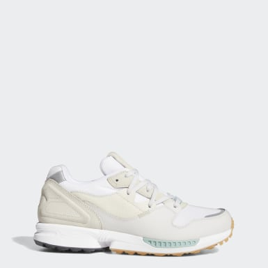 Golf White Adicross ZX Spikeless Shoes