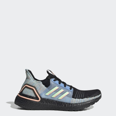 Youth Running Green Ultraboost 19 Shoes