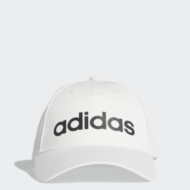 Tennis White Daily Cap