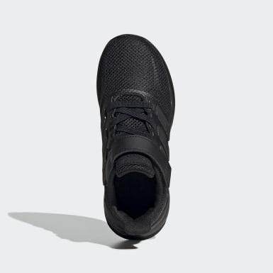 Sapatos Run Falcon Preto Criança Running
