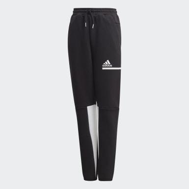 Pantalon Z.N.E. Noir Garçons Training