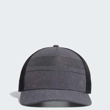 Striped Trucker Hat