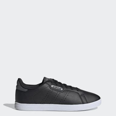 ผู้หญิง Sport Inspired สีดำ รองเท้า Courtpoint CL X