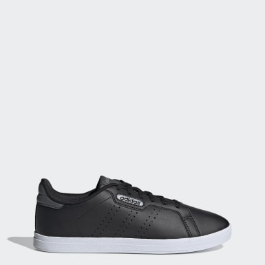 Women Sport Inspired Black Courtpoint CL X Shoes