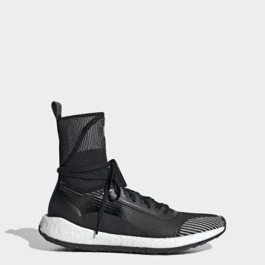 Kvinder adidas by Stella McCartney Grå Pulseboost HD Mid sko