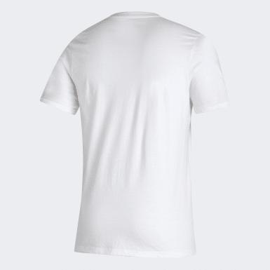T-shirt Real Madrid blanc Hommes Soccer