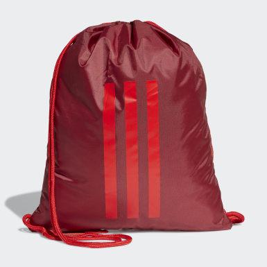 красный Спортивная сумка 4ATHLTS
