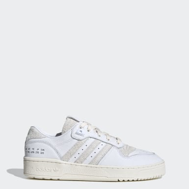 Zapatilla Rivalry Low Blanco Originals