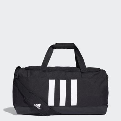 черный Спортивная сумка Essentials 3-Stripes Medium