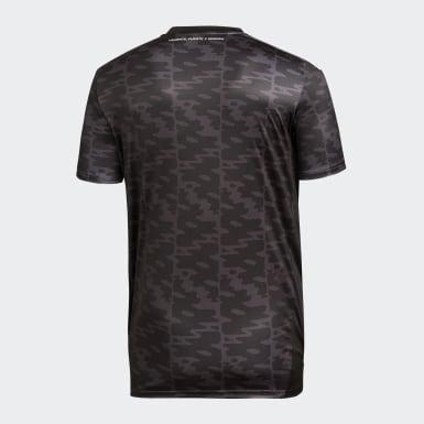 Camiseta Visitante Club Colo-Colo Negro Niño Fútbol