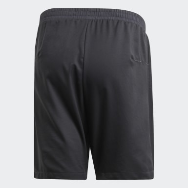 Shorts Supernova TKO Light Gris Hombre Running