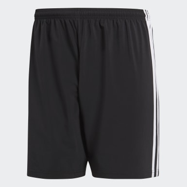 Men Football Black Condivo 18 Shorts