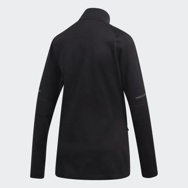 черный Куртка для бега PHX