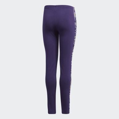 Youth Originals Purple Leggings