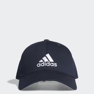 เทรนนิง สีน้ำเงิน หมวกเบสบอล
