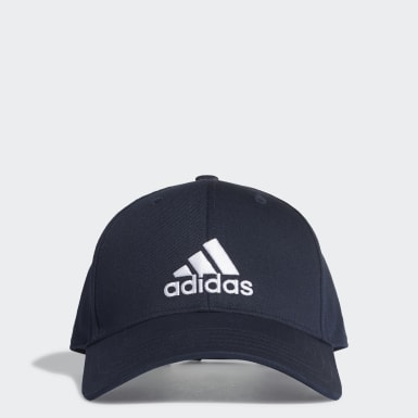 Tennis Baseball Kappe Blau