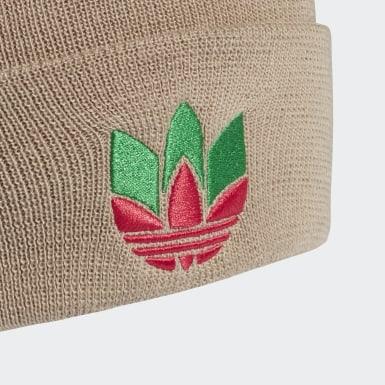 Originals Brun 3D Adicolor Pompom Cuff hue