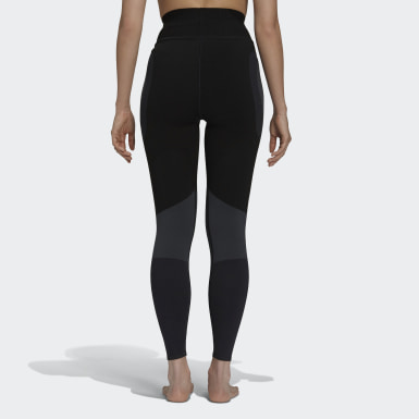 Frauen Originals Pharrell Williams 18GG Base Leggings Schwarz