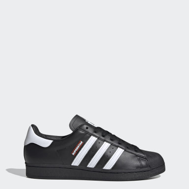Originals Svart Superstar Run-DMC Shoes