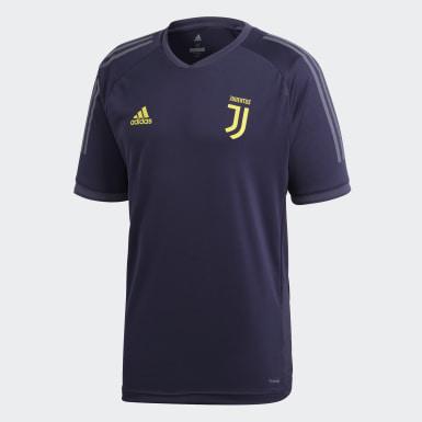 синий Тренировочная футболка Ювентус