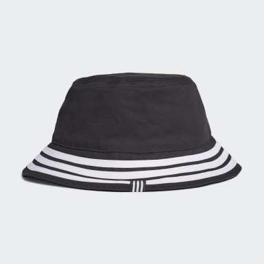 Cappellino Bucket Reversible Velvet Nero Originals