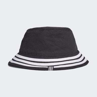 Cappellino Bucket Reversible Velvet Nero Originals