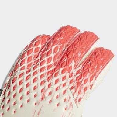 белый Вратарские перчатки Predator 20 Match