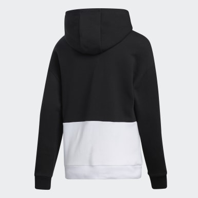 Youth Training Black Colorblock Hoodie