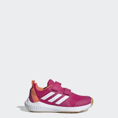 Kids Running Pink FortaGym Shoes