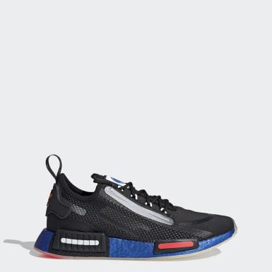 Men Originals Black NMD_R1 Spectoo Shoes