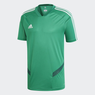 Men Training Green Tiro 19 Training Jersey