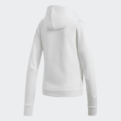 белый Худи adidas Z.N.E. Fast Release