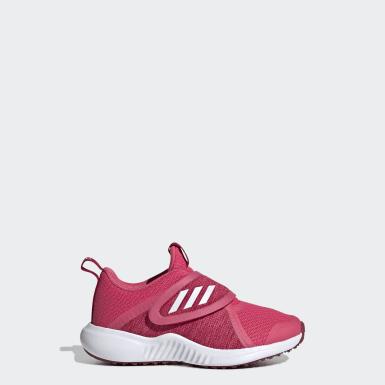 Sapatos FortaRun X CF Rosa Criança Running
