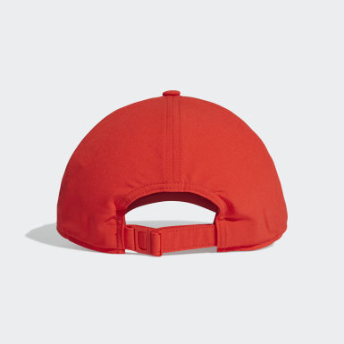 Training Red C40 Climalite Hat